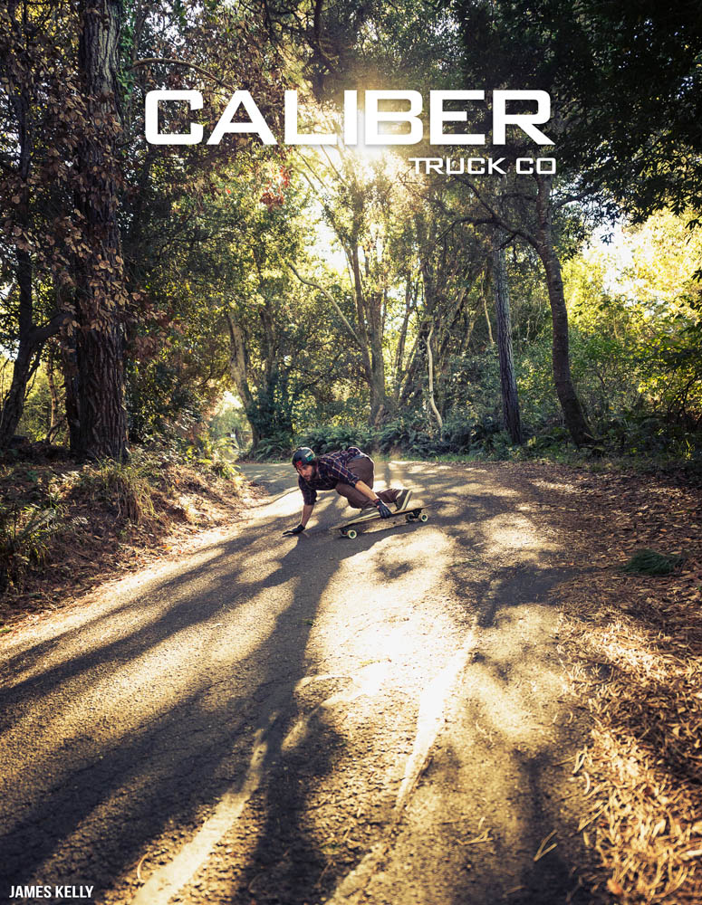 Interview: James Kelly on joining Caliber Truck Co. - SKATE[SLATE]
